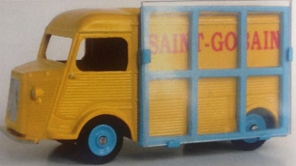CLUB DINKY FRANCE MODEL No. CDF65 CITROEN MIROITIER